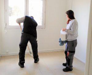 l'association étudie toute demande de devis pour nettoyage des appartements